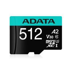 Image of ADATA MICRO SDXC 32GB UHS-I U3 V30S A2 100-70MB/S