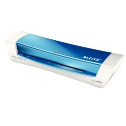 Image of LEITZ I-LAM HOME OFFICE A4 BLU