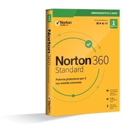 Image of NORTON 360 STANDARD 2020 - 1 DEVICE 1 YEAR- 10GB