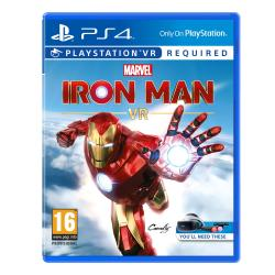 Image of SONY PS4 MARVEL S IRON MAN VR