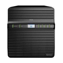 Image of Synology DiskStation DS420J. Tipi di unit? di archiviazione supportate: HDD & SSD, Capacit? massima di archiviazione supportata: 64 TB, Interfacce dell'unit? di archiviazione supportate: SATA, Seriale ATA II, Serial ATA III. Famiglia processore: Realtek,