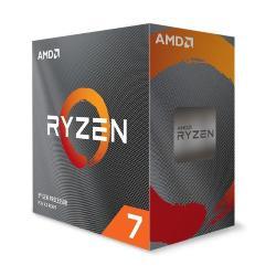 """Image of AMD Ryzen™ 7 3800XT, DDR4-3200, 105W, 8 core, 16 threads, cpu da 4.7GHz I processori AMD Ryzen™ di terza generazione con il core a 7 nm """"Zen 2""""2 rappresentano un nuovo standard per le prestazioni alte. Ora AMD Ryzen™ serie 30"""