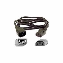 Image of CABINET JUMPER PWR CORD 250VAC 13A C14-C15 CONNECT