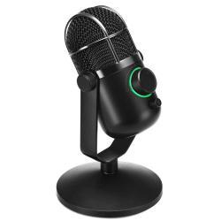 Image of · Microfono professionale ad alte prestazioni· Alta definizione del suono, adatto a registrazioni in studio· Ideale per giocatori, streamer e youtuber· La risoluzione a 48kHz a 16 bit offre risultati audio professionali·