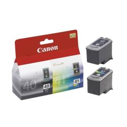 Image of CANON PG-40 + CL-41 MULTIPACK BLISTER