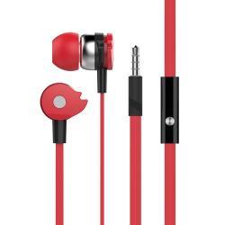 Image of L auricolare in-ear SB-HP A1RE è perfetto per gli appassionati di musica.Il design pulito dà all auricolare stereo un look distintivo. Fornisce un suono perfetto e gli auricolari intercambiabili in dotazione garantiscono non solo una misura