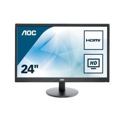 Image of 23.6 LED 16 9 1920X1080 HDMI DVI MM VESA BLACK