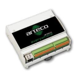 Image of ARTECO EVERYWHERE MODULE 8 INPUT + 8 OUTPUT POE