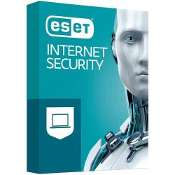 Image of ESET INTERNET SECURITY 1YR 2U- RINNOVO