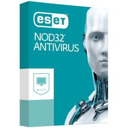 Image of ESET NOD32 ANTIVIRUS 2U 1Y BOX FULL