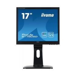 Image of Monitor TFT, 5:4, 43,2cm (17''), 1280x1024 pixel, 5ms, Luminosit?: 250cd, Angolo di visuale: 170/160?(H/V), Contrasto: 1000:1, DVI, VGA, incl.: Cavo (DVI, Audio), Cavo di alimentazione, QSG, Colore: nero