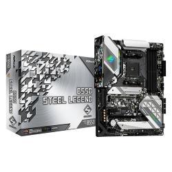 Image of Scoket AMD AM4,, Chipset AMD B550, RAM supportata 4 x DDR4-DIMM, RAM massima supportata 128GB, , Grafica AMD Radeon ™ Vega Series integrata nell'APU serie Ryzen, DirectX 12, Pixel Shader 5.0, , Audio HD a 7.1 Canali, Archiviazione supportata 6
