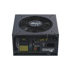 Image of Seasonic FOCUS-PX-650. Potenza totale: 650 W, Tensione di ingresso AC: 100 - 240 V, Frequenza di ingresso AC: 50/60 Hz. Connettore scheda madre: 20+4 pin ATX, Lunghezza del cavo di alimentazione della scheda madre: 61 cm, Lunghezza del cavo di alimentazio