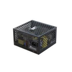 Image of ATX 12 V, Modulare, Certificato 80 PLUS® Platinum, Desing senza ventole, Connettori PCIe x 2, SATA x 2, 1 x Potenza, Dimensione(LxSxA) 170 x 150 x 86 mm.