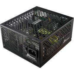 Image of Seasonic Prime Titanium. Potenza totale: 600 W, Tensione di ingresso AC: 100 - 240 V, Frequenza di ingresso AC: 50 - 60 Hz. Connettore scheda madre: 20+4 pin ATX, Lunghezza del cavo di alimentazione della scheda madre: 61 cm, Lunghezza del cavo di aliment