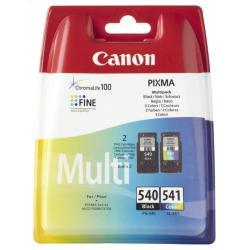Image of CANON PGI-540 + CL-541 MULTIPACK BLISTER