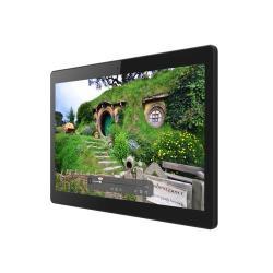 """Image of Trekstor SurfTab theatre L15. Dimensioni schermo: 39,6 cm (15.6""""), Risoluzione del display: 1920 x 1080 Pixel, Tecnologia display: IPS. Capacit? memoria interna: 32 GB. Frequenza del processore: 1,5 GHz, Famiglia processore: Mediatek, Modello del processo"""