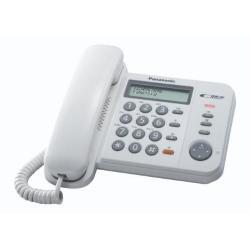 Image of PANASONIC TELEFONO FISSO KX-TS580EX1W