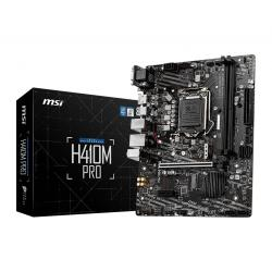 Image of MSI MAINBOARD H410M PRO