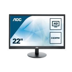 Image of 21.5 LED 16 9 1920X1080 HDMI VESA BLACK
