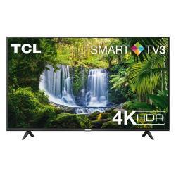 """Image of TCL 50P610. Dimensioni schermo: 127 cm (50""""), Risoluzione del display: 3840 x 2160 Pixel, Tipologia HD: 4K Ultra HD, Tecnologia display: LCD, Forma dello schermo: Piatto, Tipo di retroilluminazione LED: Direct-LED. Smart TV. Luminosit? schermo: 300 cd/m?,"""