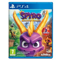 Image of ACTIVISION PS4 SPYRO TRILOGY REIGNITED