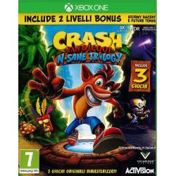 Image of ACTIVISION XONE CRASH BANDICOOT