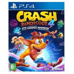 Image of ACTIVISION PS4 CRASH BANDICOOT 4
