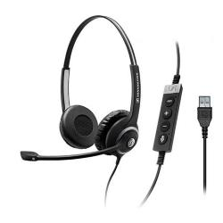Image of 506483 HEADSET, BINAURAL, USB FOR MS