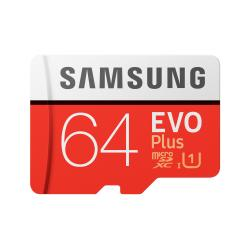 Image of MICRO SD EVO PLUS 64GB UHS-1 100-20MB/S
