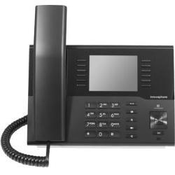 Image of INNOVAPHONE IP222 IP PHONE (BLACK)