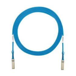 Image of TWINAXIAL CABLE ASSEMBLY WITH SFP+ 10GB MT.2 BLU