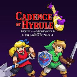 Image of NINTENDO HAC CADENCE OF HYRULE - CRYPT OF