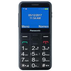 Image of PANASONIC CELLULARE SENIOR KX-TU150 NERO
