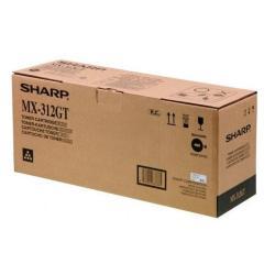 Image of SHARP MX312GT - TONER NERO PER MX-M260 / MX-M310 TONER NERO PER MX-M260 / MX-M310 / MX-M264N / MX-M314N / MX-M354N CAPACITA' 25.000 PAGINE - MX312GT