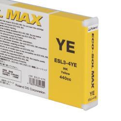 Image of ROLAND Inchiostro Eco Sol MAX 440 cc. colore YELLOW
