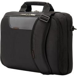 Image of Borsa – valigetta per laptop fino a 14,1L Advance ha tutto ciò che serve: scomparto laptop ben imbottito, una gamma di slot e tasche, tracolla ergonomica e a scomparsa, maniglia per aggancio a trolley.Questa elegante e resistente borsa &egrav