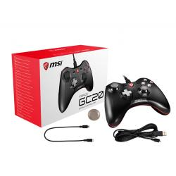Image of MSI CONTROLLER FORCEGC20 USB 2M WIRED