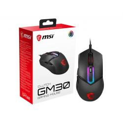 Image of MSI MOUSE CLUTCH GM30 WIRED RGB