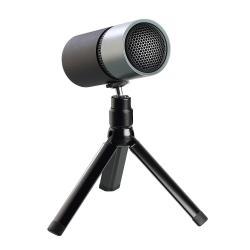 Image of · Microfono professionale ad alte prestazioni· Registrazioni HD in qualità da studio· Frequenza di campionamento: 96 kHz, registrazione a 24 bit· Frequenza: 20 Hz - 20 kHz· Connettore 1: Aux-In da 3,5 mm· C