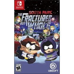 Image of UBISOFT SWITCH SOUTH PARK THE FRACTURED