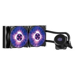 Image of COOLER MASTER VENTOLA MASTER LIQUID ML240L RGB LGA 775>2066 AMD AM4>FM1 210W