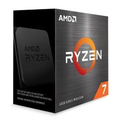 Image of CPU AMD RYZEN 7 5800X BOX AM4 4.7GHz WOF 100-100000063WOFX