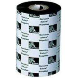 Image of ZEBRA WAX RIBBON, 33MMX74M, 2300, STANDARD, 12MM CORE, 12/BOX