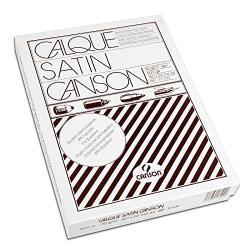Image of CANSON CF500 FOGLI CARTA LUCIDA A4 90/95
