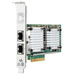 Image of HEWLETT PACKARD ENTERPRISE HPE ETHERNET 10GB 2P 530T ADPTR