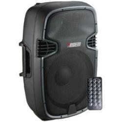 "Image of SPEAKER KARMA 8"" 120W MP3/BLUETOOTH USB 60W RMS CON TELECOMANDO"