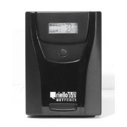 Image of RIELLO UPS NETPOWER 1500 USB E RS232