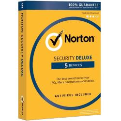 Image of NORTON SECURITY DELUXE 3.0 IT 1 USER 5D