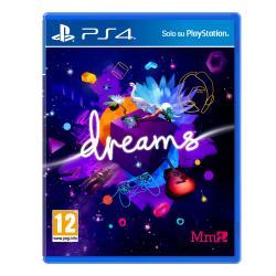 Image of SONY PS4 DREAMS